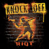 "KNOCK OFF - ""Riot EP"" 7"" - Picture Disc"
