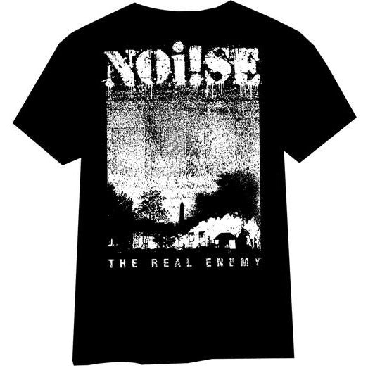 Noi!se - The Real Enemy - T-Shirt