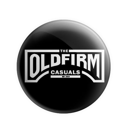 The Old Firm Casuals - Logo - 1'' Button