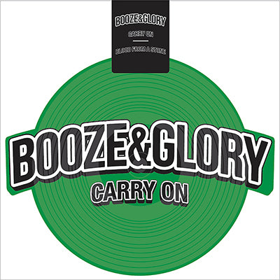 Booze & Glory - Carry On Shaped Picture Disc