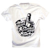 Pirates Press Records - Bottle - Black on White - T-Shirt