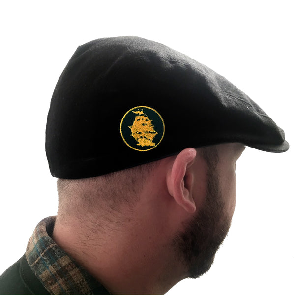 Pirates Press - Circle Logo - Embroidered - Scally Cap