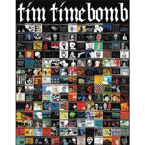 Tim Timebomb & Friends - Poster