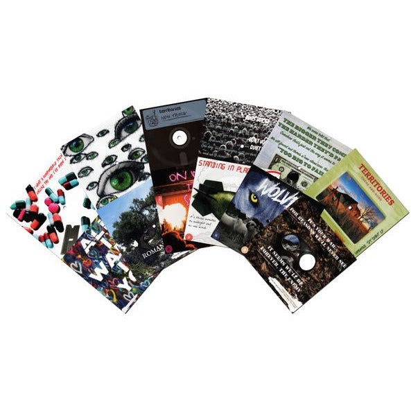 Territories Picture Flexi Album Pack