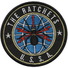 Ratchets - Spider - Patch - Embroidered - 3.5""