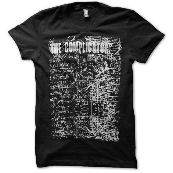 The Complicators - EP Cover - T-Shirt