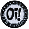 "Oi! This is Streetpunk - 1.5"" Enamel Pin"