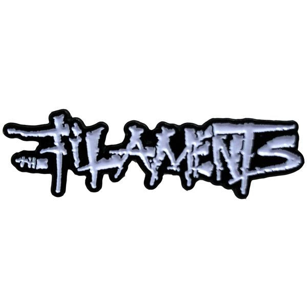 The Filaments - Logo - Enamel Pin