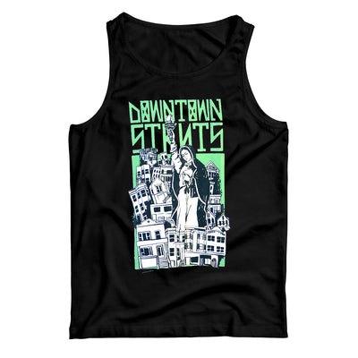 Downtown Struts - Victoria Tour - Tank Top - Fitted