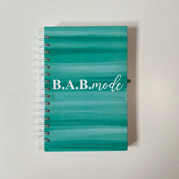 Mint B.A.B Journal