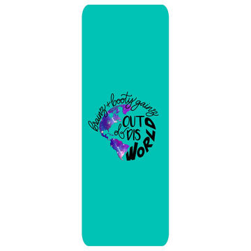 Out of Dis World Yoga Mats