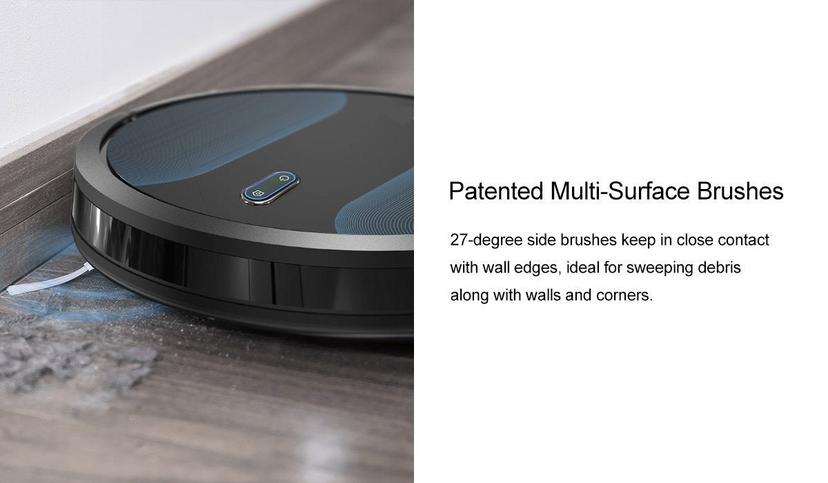 Smart Robot Mop Vacuum Cleaner - Nextduck®