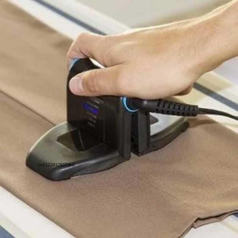 Travel Mini Iron (Portable & Foldable) - Nextduck®