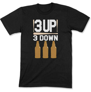 3 Up, 3 Down