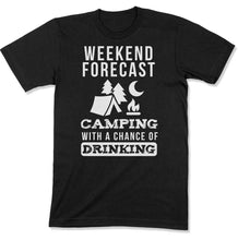 Load image into Gallery viewer, Weekend Forecast: Camping With a Chance of Drinking