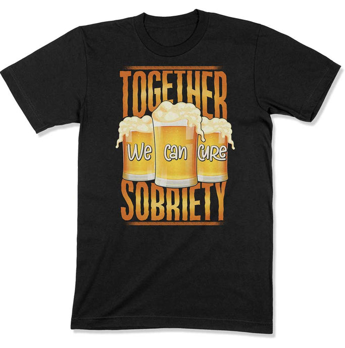 Together We Can Cure Sobriety