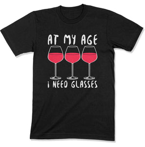 At My Age I Need (Wine) Glasses