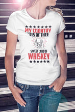 Load image into Gallery viewer, My Country 'Tis Of Thee, Sweet Land Of Whiskey