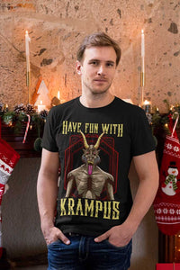 Have Fun With Krampus - Show Us Your Shirt