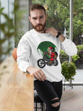 Load image into Gallery viewer, Motorcycle Santa - Show Us Your Shirt