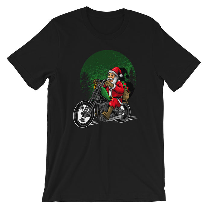Motorcycle Santa - Show Us Your Shirt