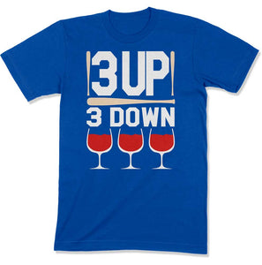 3 Up, 3 Down - Wine