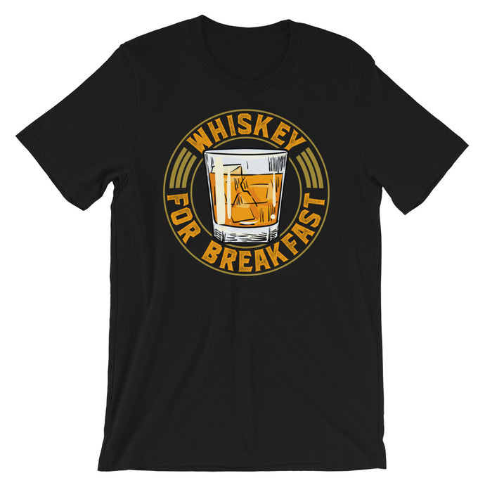 Whiskey For Breakfast - Show Us Your Shirt