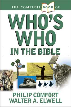 Complete Book Of Whos Who