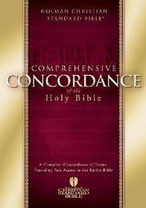 Holman Comprehensive Bible Concordance
