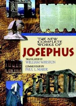 The New Complete Works Of Josephus (Revised)