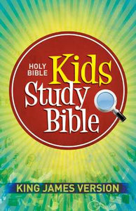 KJV Kids Study Bible-Hardcover