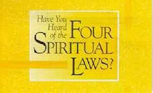 Four Spiritual Laws (Pack of 25)