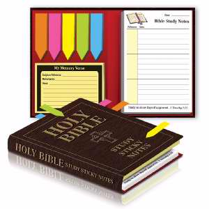 Sticky Notes-Bible Study