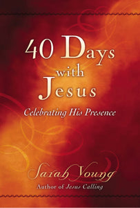 40 Days With Jesus (Individual)