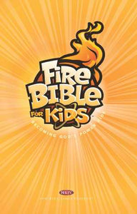 NKJV Fire Bible For Kids-Hardcover