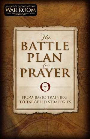 The Battle Plan For Prayer (War Room)