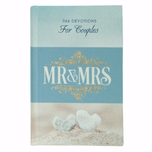 Mr. & Mrs. 366 Devotions For Couples-Hardcover