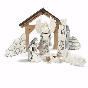 Nativity Set (8 Piece)