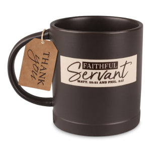 Mug-Rustic-Faithful Servant
