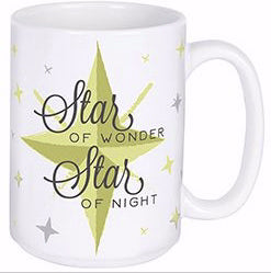 Mug-Star Of Wonder w/Gift Box (15 Oz)