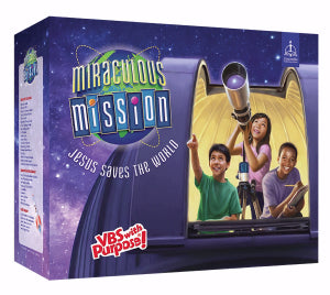 VBS-Miraculous Mission Starter Kit (2019)