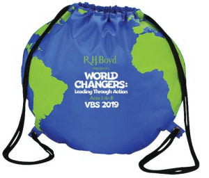 VBS-World Changers: Leading Through Action Introductory Kit Bag (2019) Acts 1:6-8