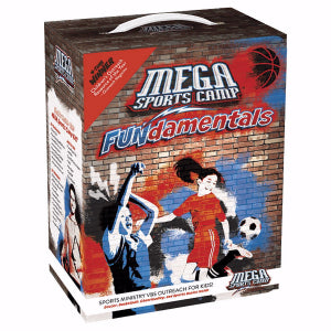 VBS-MEGA Sports Camp FUNdamenatals Starter Kit
