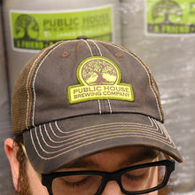 Load image into Gallery viewer, Public House Brewing Company Trucker Hat