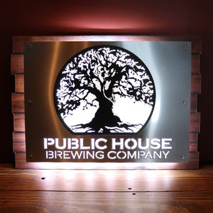 PHBC LED Bar Sign