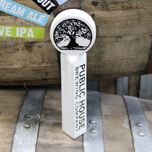 Load image into Gallery viewer, Public House Brewing Company Tap Handle