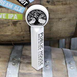 Public House Brewing Company Tap Handle