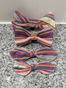 Chiang Mai Dog Bow / Bow Tie