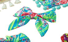 Load image into Gallery viewer, Aqua La Vista Sailor Bow / Bow Tie