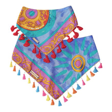 Load image into Gallery viewer, Blue Curacao Dog Bandana